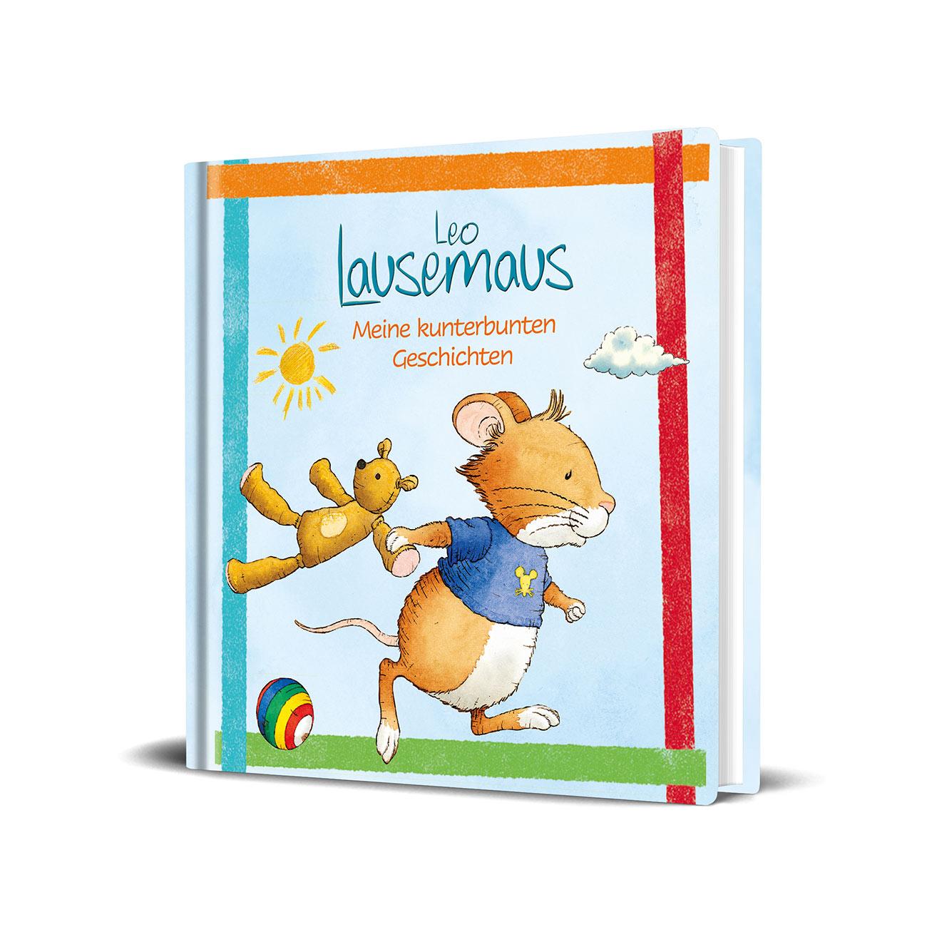 Leo Lausemaus - Meine kunterbunten Geschichten