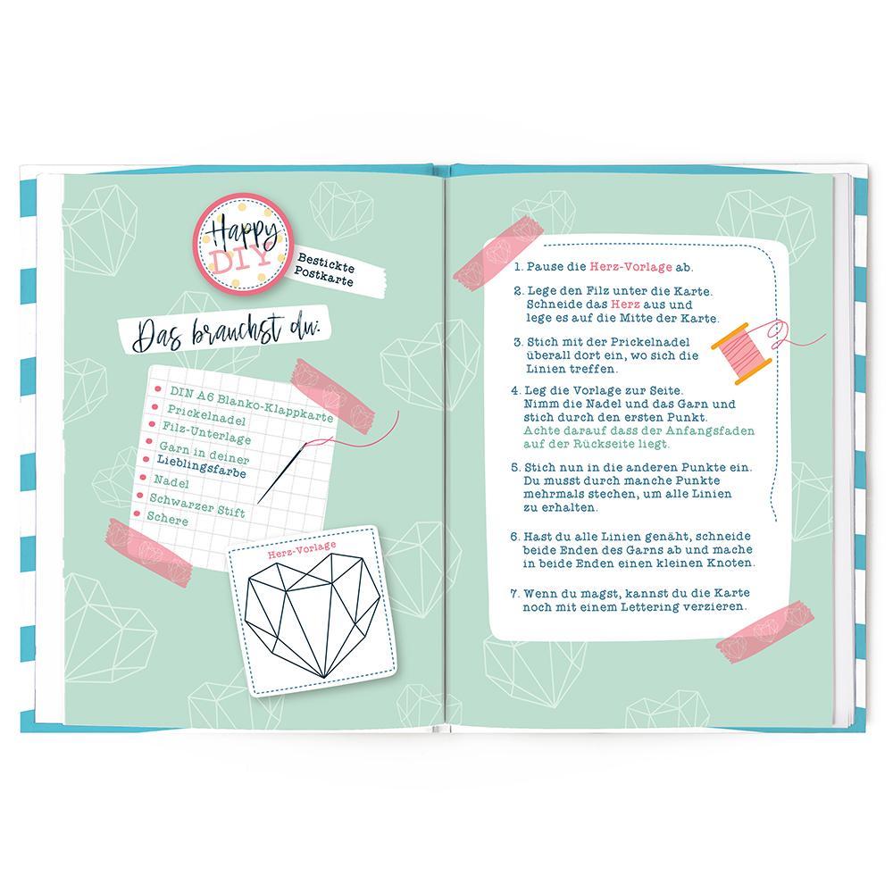 Mein kreatives Happy-Buch