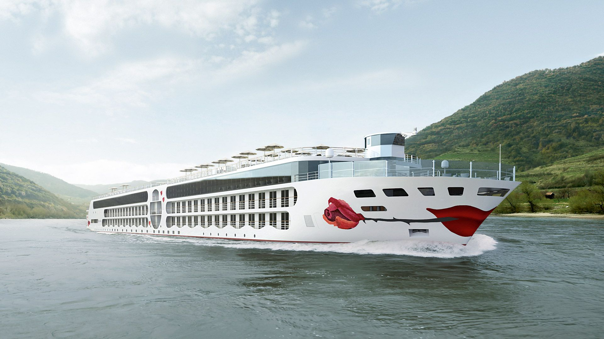 Arosa Rheinschiffahrt mit E-Motion