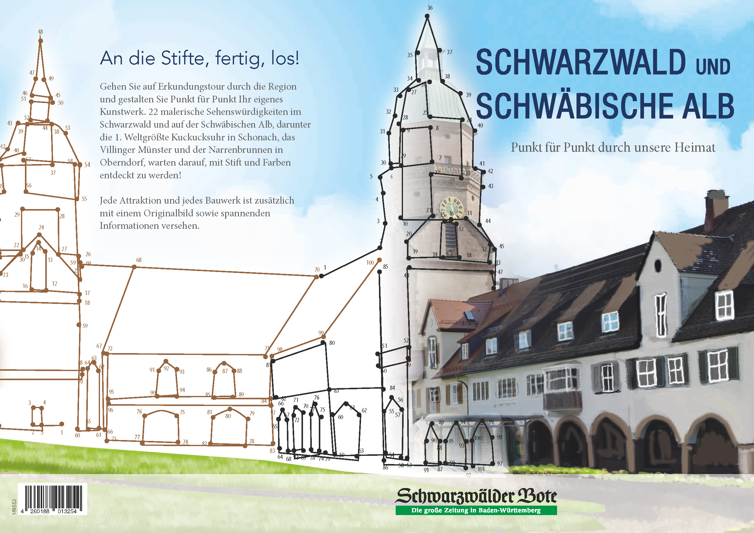 Schwarzwald und Schwäbische Alb