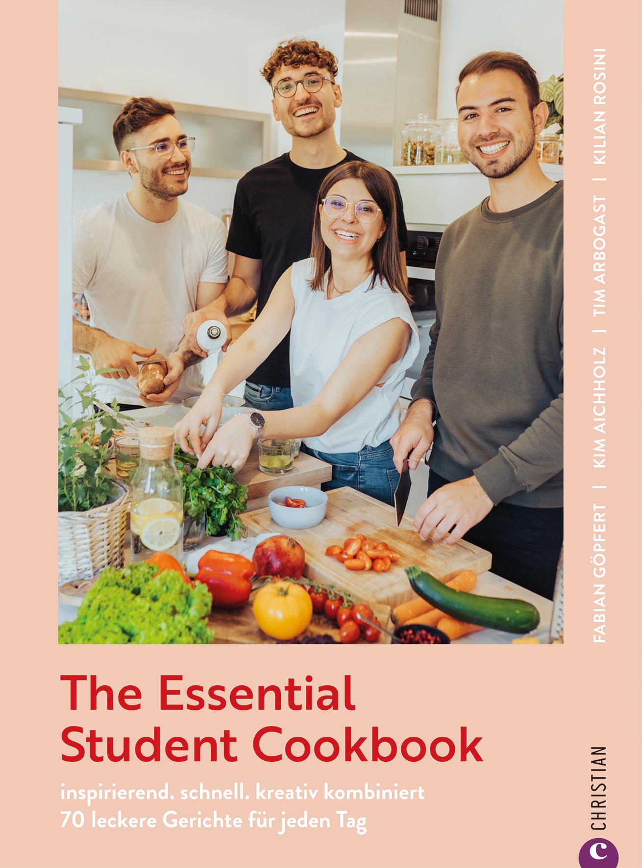 The Essential Student Cookbook