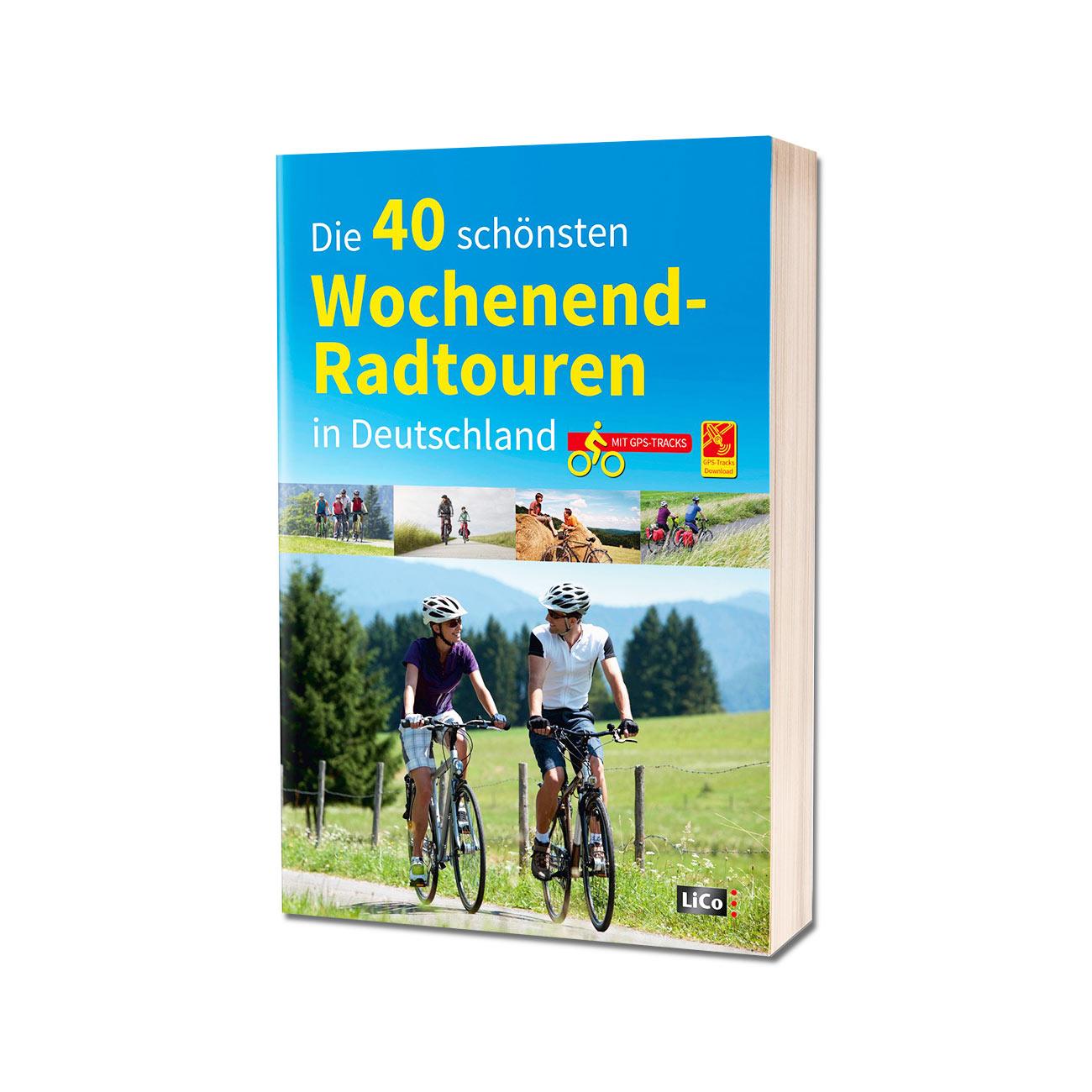 Die 40 schönsten Wochenend-Radtouren