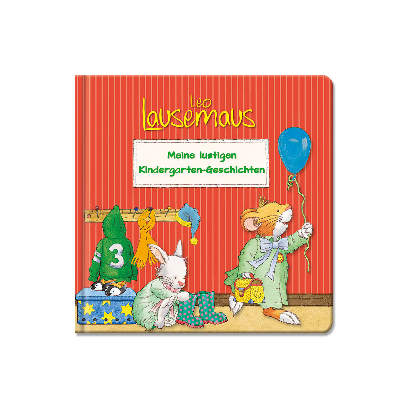 Leo Lausemaus - Kindergarten-Geschichten